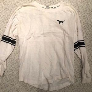 Victoria's Secret PINK Crew Sweatshirt/Top